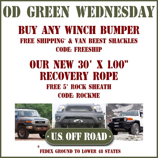 OD GREEN WEDNESDAY SALE Greenf10