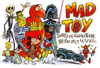 Souvenirs : les magasins de la rue Oberkampf il y a 20 ans Madtoy10