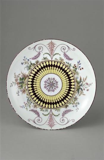 Service de Marie-Antoinette pour Rambouillet en porcelaine de Sèvres 05-51513
