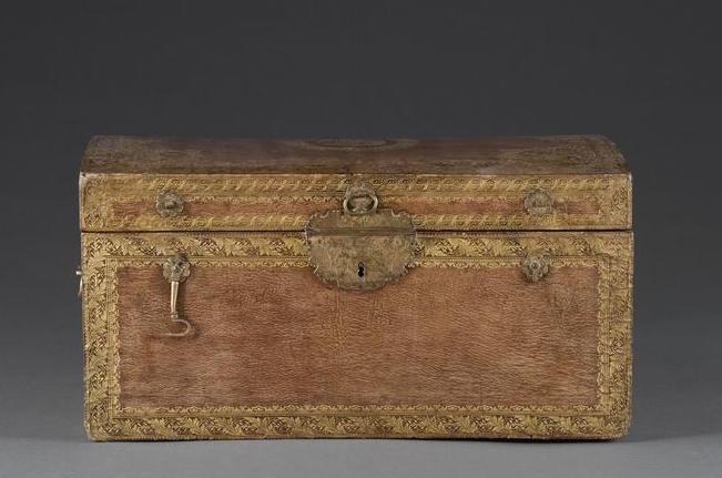 Malles et coffres de voyage de Marie-Antoinette 06-52010