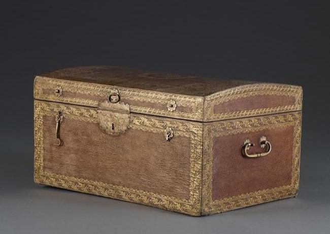 Malles et coffres de voyage de Marie-Antoinette 06-52011