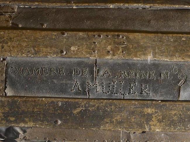 Malles et coffres de voyage de Marie-Antoinette 07-50110