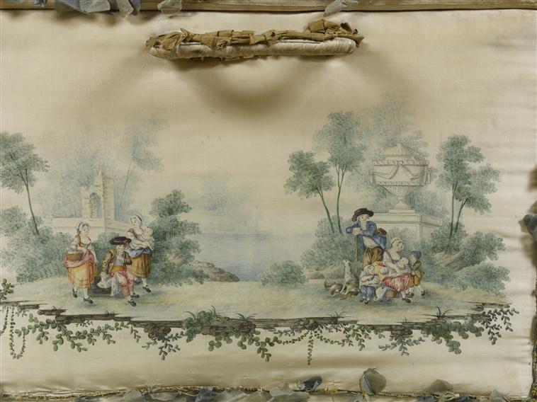Malles et coffres de voyage de Marie-Antoinette 07-53012