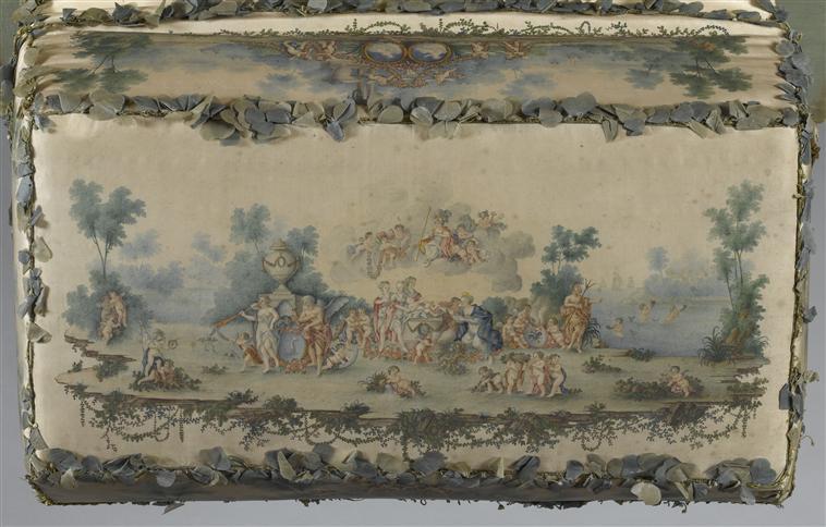 Malles et coffres de voyage de Marie-Antoinette 07-53013