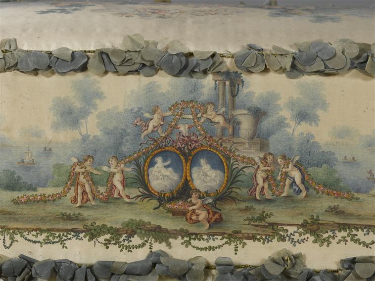 Malles et coffres de voyage de Marie-Antoinette 07-53015