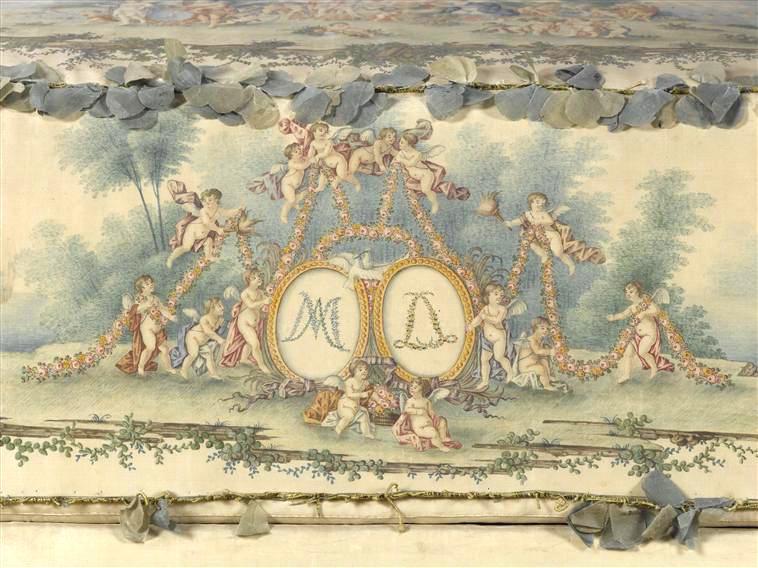 Malles et coffres de voyage de Marie-Antoinette 07-53018