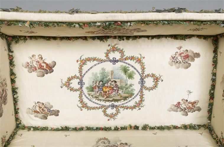Malles et coffres de voyage de Marie-Antoinette 07-53019