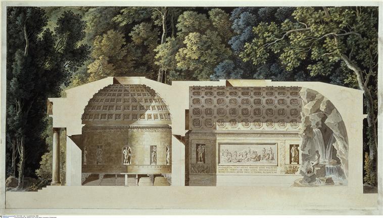 Service de Marie-Antoinette pour Rambouillet en porcelaine de Sèvres 08-52010