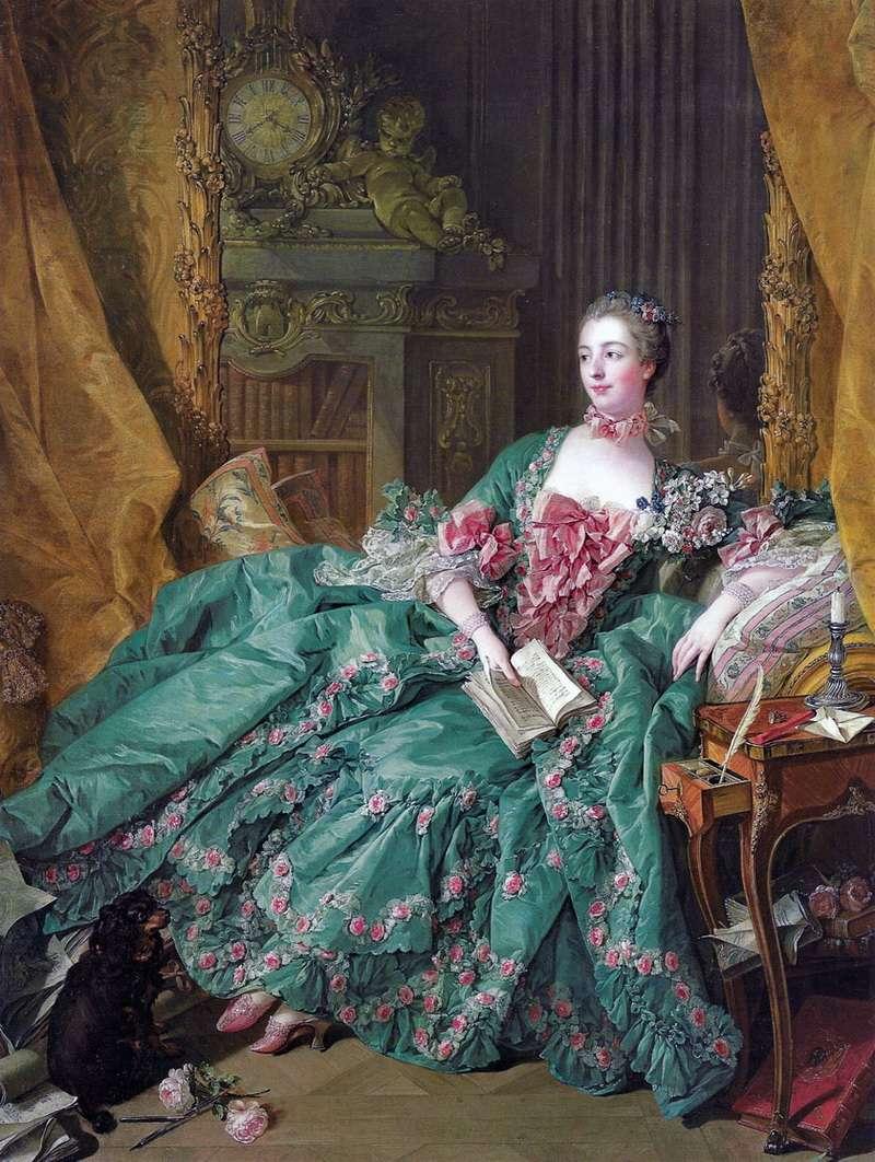 Pompadour - La marquise de Pompadour - Page 2 0_f54510
