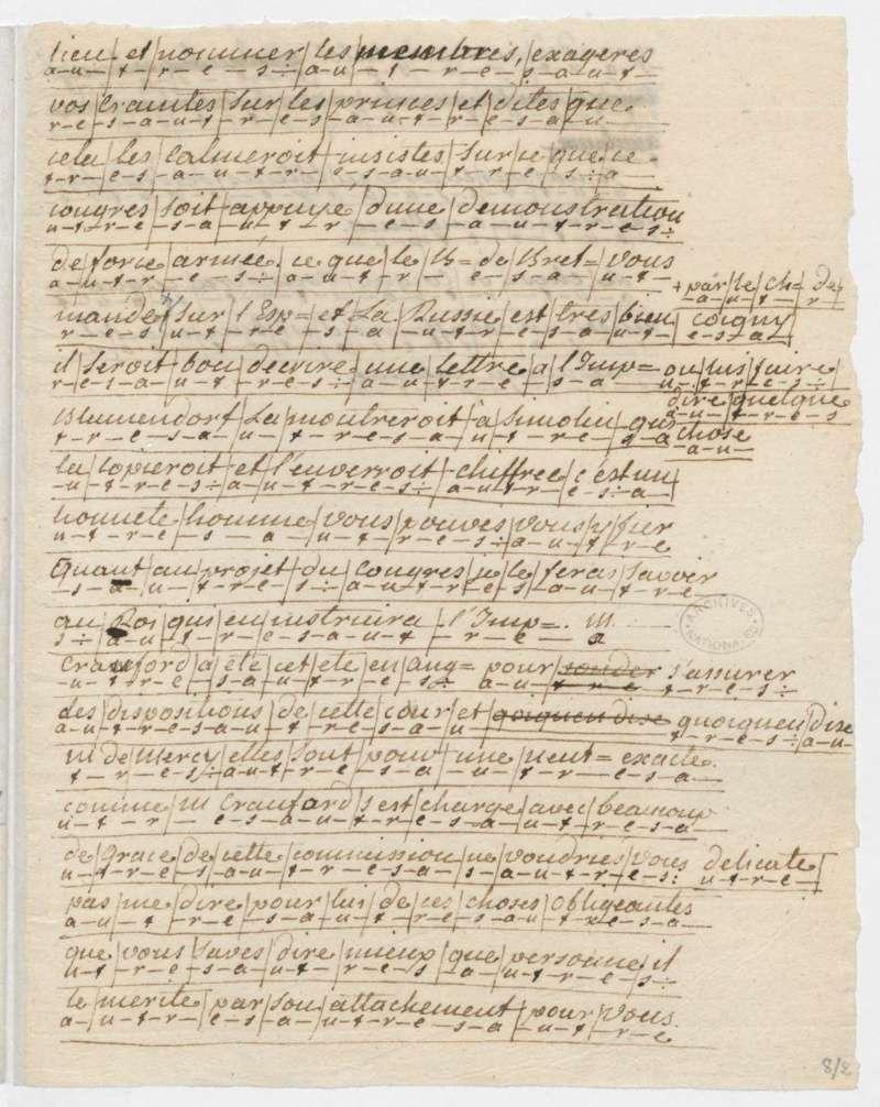 Les lettres de Fersen à Marie-Antoinette 10-12_13