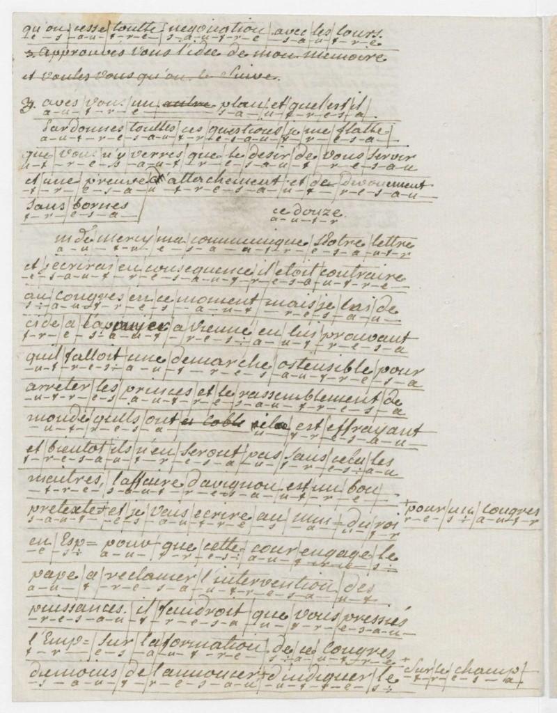 Les lettres de Fersen à Marie-Antoinette 10-12_14