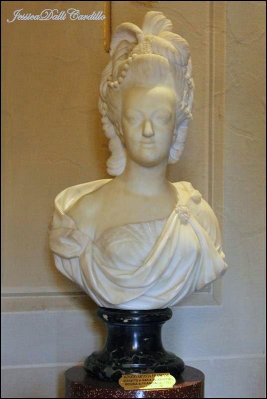 Buste de Marie-Antoinette, Palais Pitti (Florence) 10393710