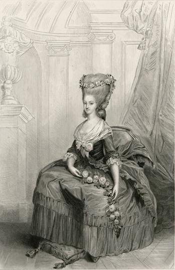 Portraits de la princesse de Lamballe (peintures, dessins, gravures) - Page 4 11-51511