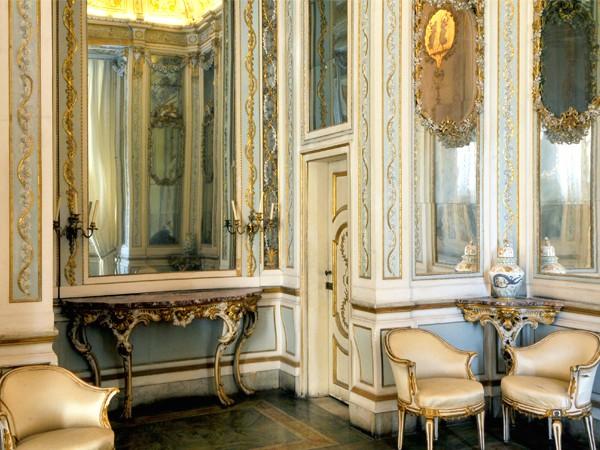 Marie-Caroline à Naples : le Palais Royal de Caserte - Page 2 11784-10