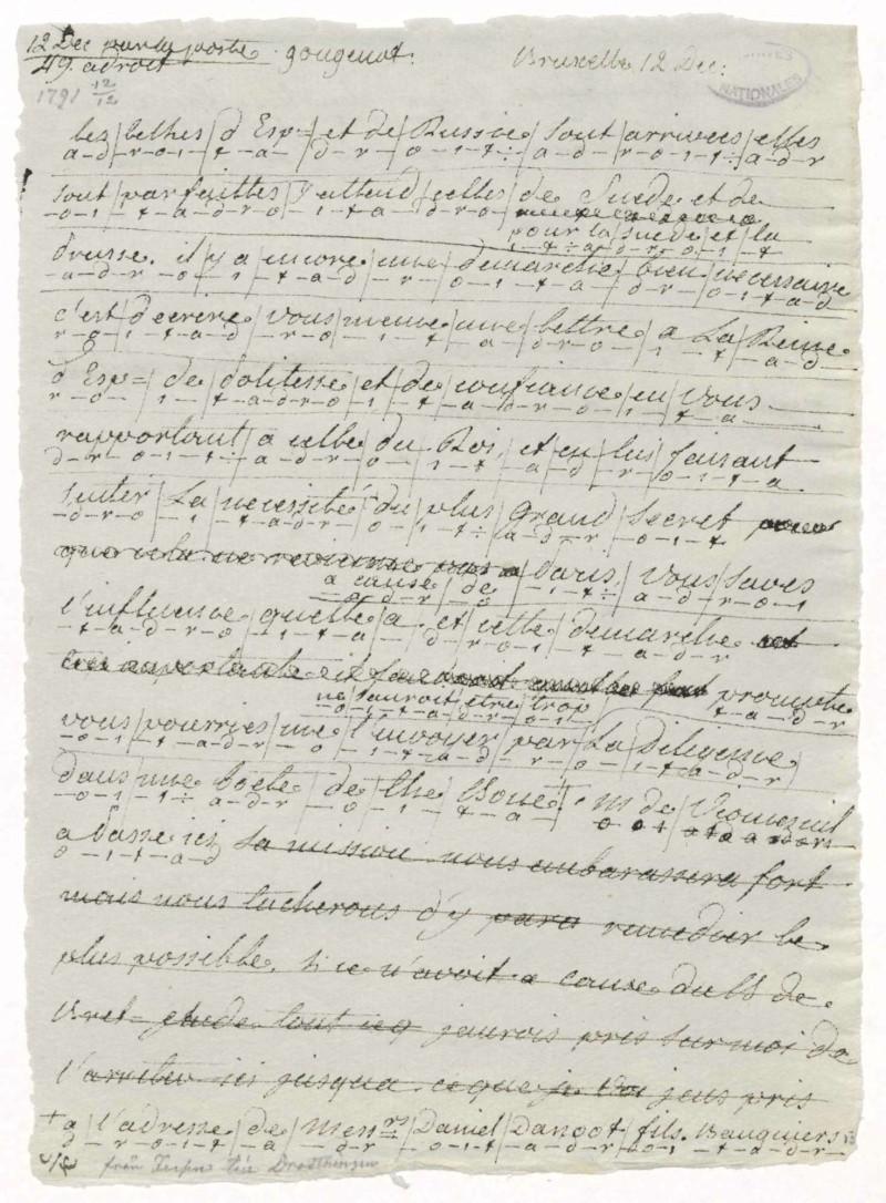 Les lettres de Fersen à Marie-Antoinette 12_dec10