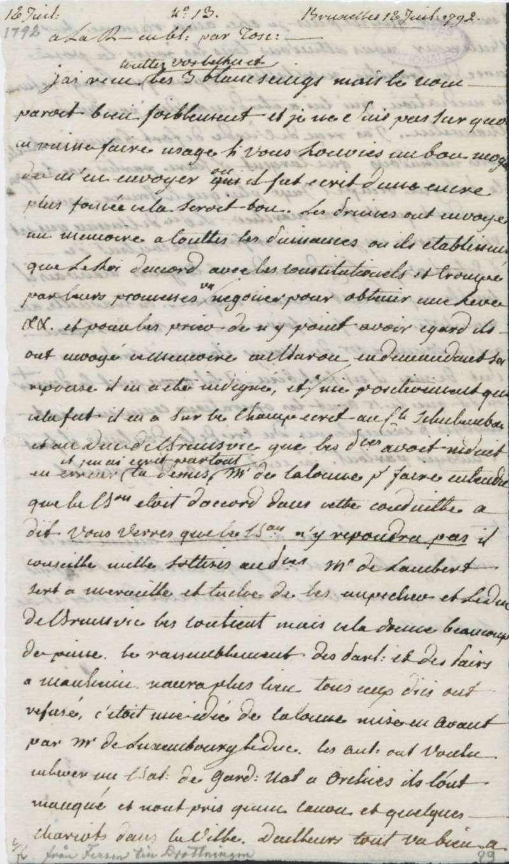 Les lettres de Fersen à Marie-Antoinette - Page 2 12_jui10