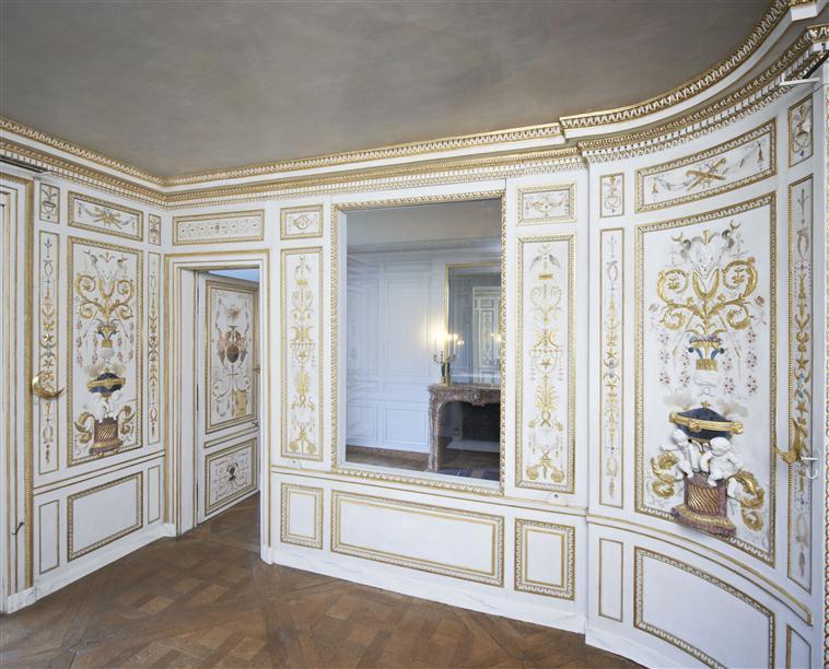 Le boudoir turc de Marie-Antoinette à Fontainebleau - Page 2 13-61211