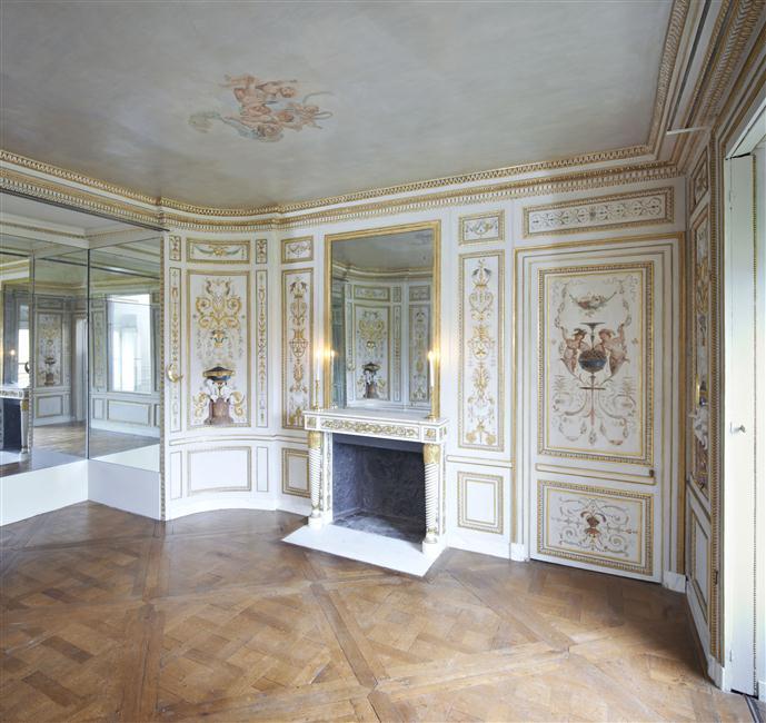 Le boudoir turc de Marie-Antoinette à Fontainebleau - Page 2 13-61212