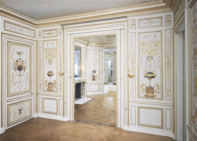 Le boudoir turc de Marie-Antoinette à Fontainebleau - Page 2 13-61213