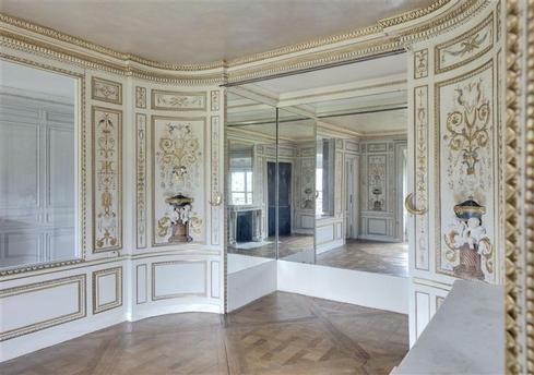 Le boudoir turc de Marie-Antoinette à Fontainebleau - Page 2 13-61214