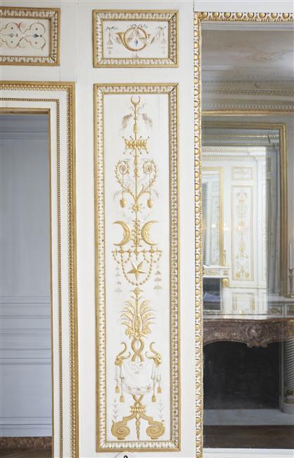 Le boudoir turc de Marie-Antoinette à Fontainebleau - Page 2 13-61216