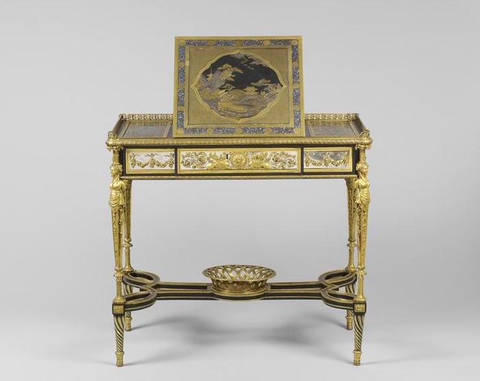 Chinoiseries et meubles de Marie-Antoinette : par Weisweiler, Macret et Riesener - Page 2 14-54510