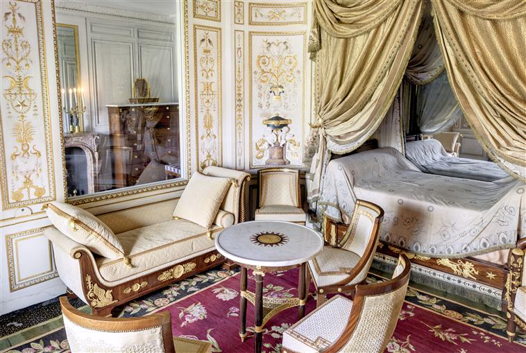 Le boudoir turc de Marie-Antoinette à Fontainebleau - Page 2 15-51410