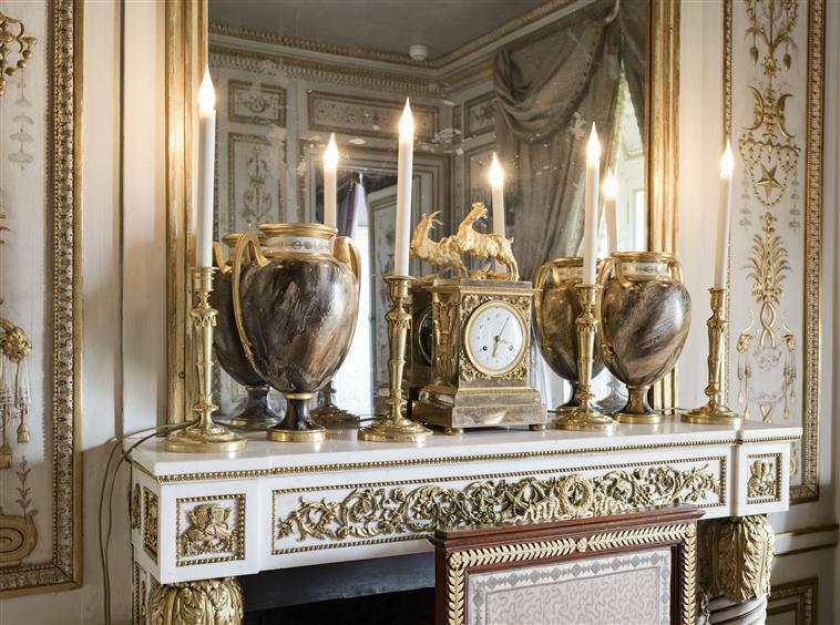 Le boudoir turc de Marie-Antoinette à Fontainebleau - Page 2 15-52312