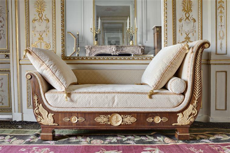 Le boudoir turc de Marie-Antoinette à Fontainebleau - Page 2 15-52313