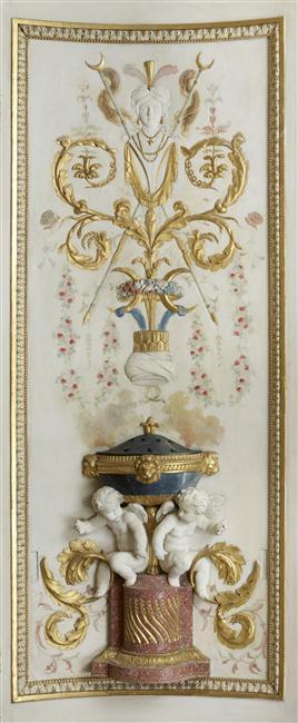 Le boudoir turc de Marie-Antoinette à Fontainebleau - Page 2 15-52611