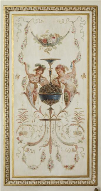 Le boudoir turc de Marie-Antoinette à Fontainebleau - Page 2 15-52612