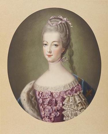 Portraits de Marie-Antoinette par et d'après François-Hubert Drouais 15-60110