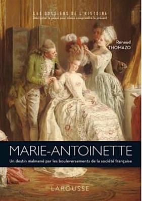Marie-Antoinette, de Renaud Thomazo 1507-112