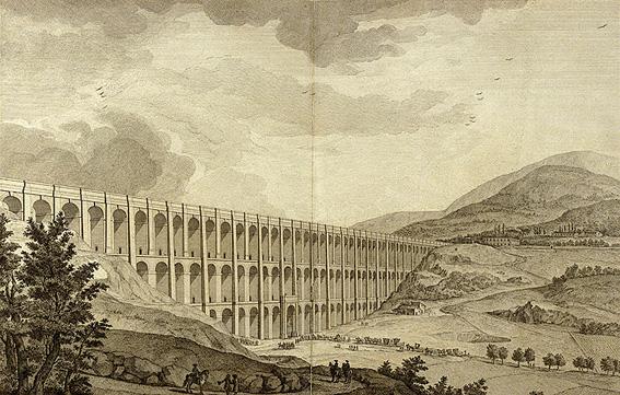 Marie-Caroline à Naples : le Palais Royal de Caserte 1756_i10