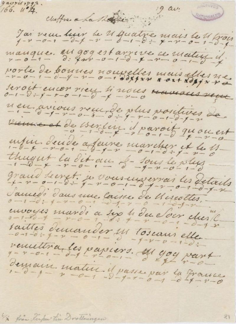 Les lettres de Fersen à Marie-Antoinette - Page 2 19_avr10