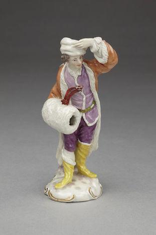 Galerie de portraits : Le manchon au XVIIIe siècle  2010ed10