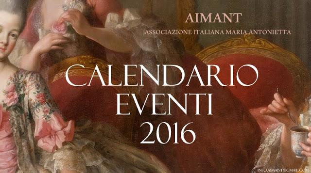 Maria-Antonietta, associazione italiana e il forum officiale 2015-110