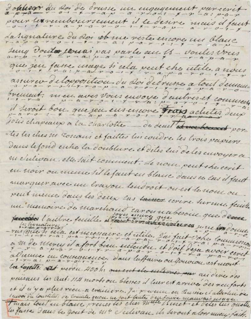 Les lettres de Fersen à Marie-Antoinette - Page 2 21_jui11