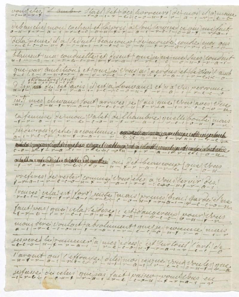 Les lettres de Fersen à Marie-Antoinette 25_oct11