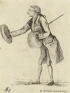 Galerie de portraits : Le manchon au XVIIIe siècle  25ec9810