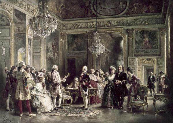 Indépendance - Versailles et l'Indépendance américaine 27752810