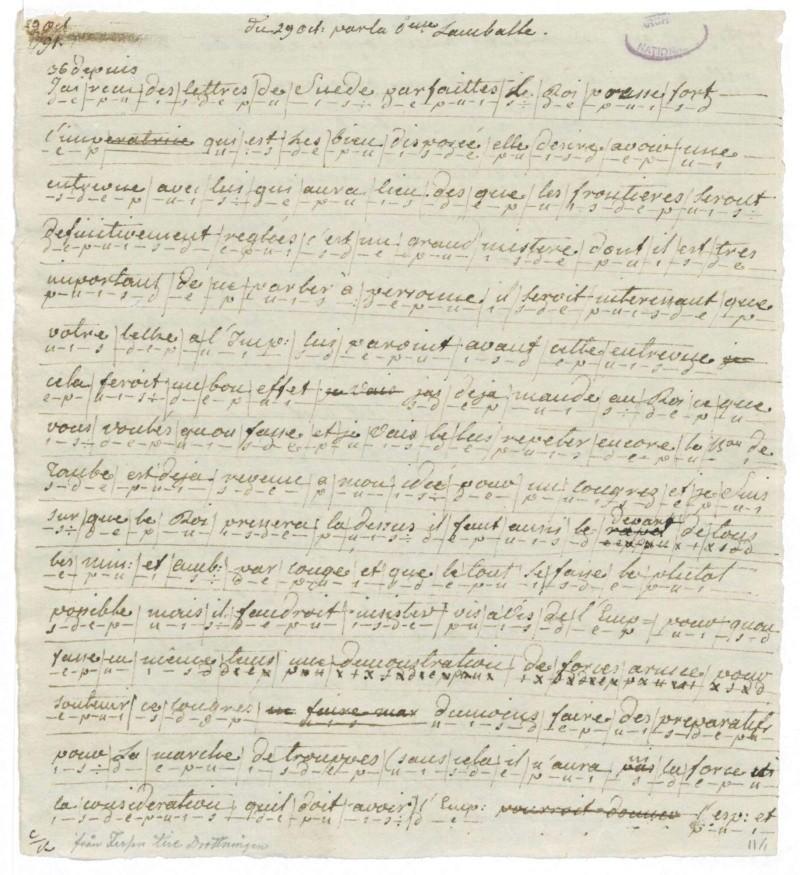Les lettres de Fersen à Marie-Antoinette 29_oct11