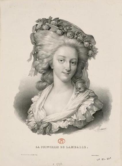 Portraits de la princesse de Lamballe (peintures, dessins, gravures) - Page 4 3051010