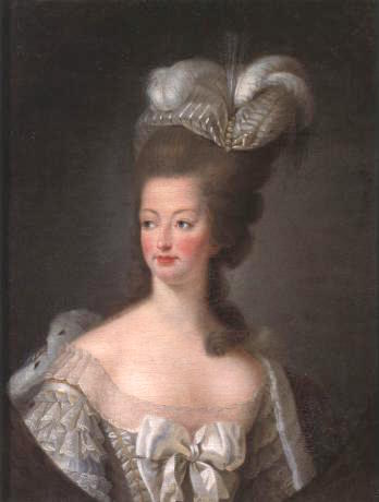 Marie-Antoinette en buste par et d'après Mme Vigée-Lebrun (1778) 3102810