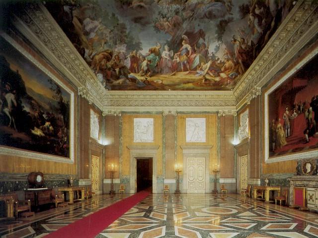 Marie-Caroline à Naples : le Palais Royal de Caserte - Page 2 3120c10