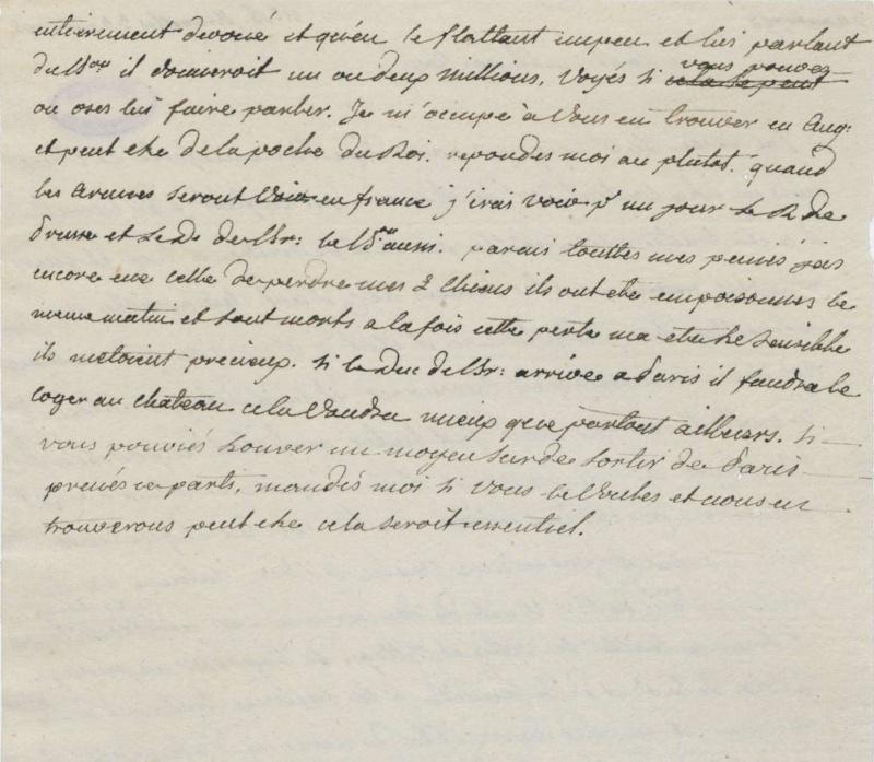 Les lettres de Fersen à Marie-Antoinette - Page 2 3_aout11