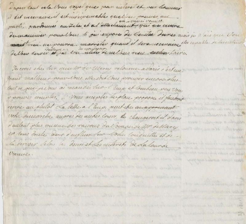 Les lettres de Fersen à Marie-Antoinette 4_dec_11