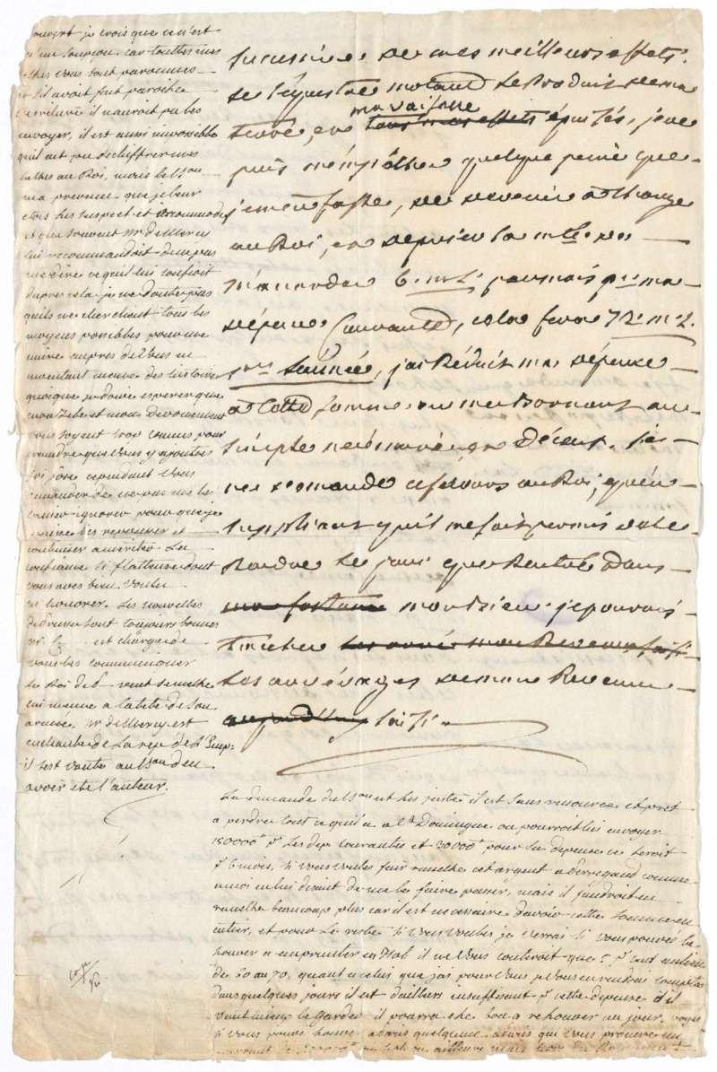 Les lettres de Fersen à Marie-Antoinette 4_mars11