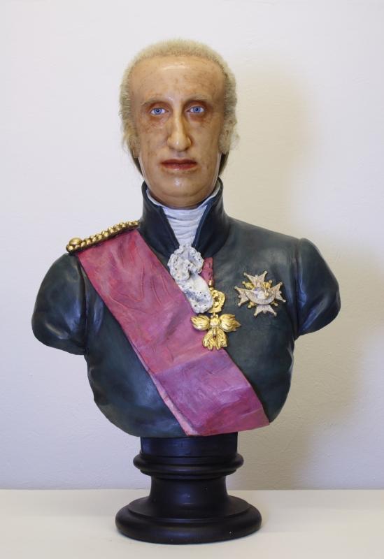 Un beau-frère de Marie-Antoinette :   Ferdinand IV , roi de Sicile 53620210