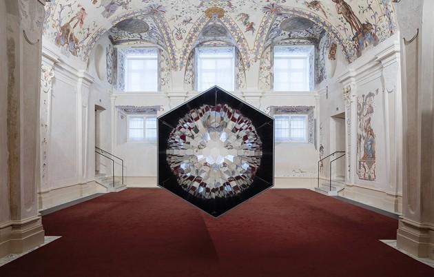 Art contemporain à Versailles : Olafur Eliasson 54df5010